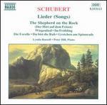 Schubert: Lieder (Songs)
