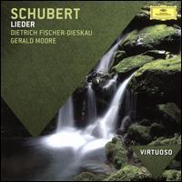 Schubert: Lieder - Dietrich Fischer-Dieskau (baritone); Gerald Moore (piano)