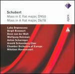"""Schubert: Mass in A flat major, D678 """"Missa Solemnis""""; Mass in E flat major, D950 """"Missa solemnis"""""""