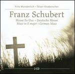 Schubert: Mass in E flat major; German Mass - Betty Allen (contralto); Chandler Goetting (trumpet); Claude Kippas (trumpet); Eduard Brunner (clarinet);...