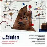 Schubert: Ouvertüren, Impromptu No. 4, Forellenquintett, etc.