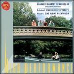 """Schubert: Piano Quintet """"Trout""""; Mozart: Eine Kleine Nachtmusik"""
