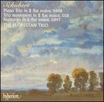 Schubert: Piano Trio, D898; Trio movement, D98; Notturno, D897