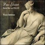 Schubert: Piano Trios Op.99 & 100