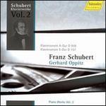 Schubert: Piano Works, Vol. 2