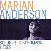 Schubert & Schumann Lieder - Franz Rupp (piano); Marian Anderson (contralto)