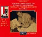 Schubert: Schwanengesang; Schumann: Dichterliebe