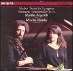 Schubert: Sonata for Arpeggione; Schumann: Fantasiest�cke, Op. 73