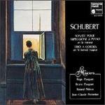 Schubert: Sonate pour arpeggione et piano; Trio à cordes