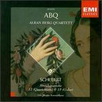 """Schubert: Streichquartette 12 """"Quartettsatz"""" & 15"""