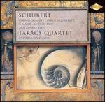 Schubert: String Quartet, D887; Piano Trio