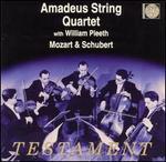 Schubert: String Quintet in C, D.956; Mozart: Sinfonia Concertante, K.364