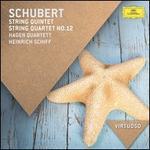 Schubert: String Quintet; String Quartet No. 12