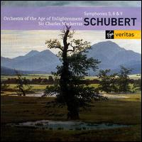 Schubert: Symphonies 5, 8 & 9 - Orchestra of the Age of Enlightenment; Charles Mackerras (conductor)