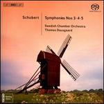 Schubert: Symphonies Nos. 3-5