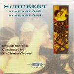 Schubert: Symphony No. 3/Overtures