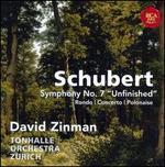 "Schubert: Symphony No. 7 ""Unfinished"""