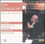 """Schubert: Symphony No. 8 """"Unfinished""""; Tchaikovsky: Nutcracker Suite"""