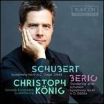 Schubert: Symphony No. 9 in C 'Great'; Berio: 'Rendering' after Schubert Symphony No. 10