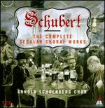 Schubert: The Complete Secular Choral Works - Alois Schlor (horn); András Schiff (piano); Andreas Staier (piano); Angelika Kirchschlager (soprano);...