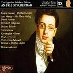 Schubert: The Complete Songs, Vol. 32
