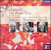 Schubert: The Piano Trios [London] - Lynn Harrell (cello); Pinchas Zukerman (violin); Vladimir Ashkenazy (piano)