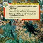 Schubert: Trout Quintet; Death and the Maiden Quartet