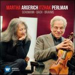 Schumann, Bach, Brahms