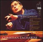 Schumann: Piano Concerto, Op. 54; Introduction and Allegro appassionato in G Op. 92