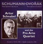 Schumann: Piano Quintet, Op. 44; Dvorák: Piano Quintet, Op. 81