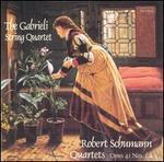 Schumann: String Quartets, Op. 41. Nos. 1 & 3