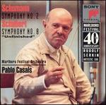"""Schumann: Symphony No. 2; Schubert: Symphony No. 8 """"Unfinished"""""""