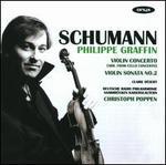 Schumann: Violin Concerto; Violin Sonata No. 2