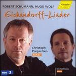 Schumann, Wolf: Eichendorff-Lieder