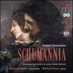 Schumannia: Robert Schumann Instrumental Works & Song Transcriptions