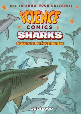 Science Comics: Sharks: Nature's Perfect Hunter -
