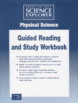 Science Explorer Physcial Science Guided Study Worksheets 2001c -