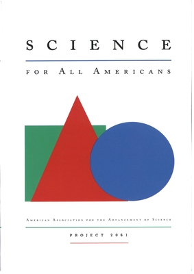 Science for All Americans - Rutherford, F James, and Ahlgren, Andrew