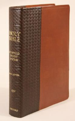 Scofield Study Bible III-KJV - Oxford University Press (Creator)