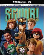 Scoob! [Includes Digital Copy] [4K Ultra HD Blu-ray/Blu-ray]