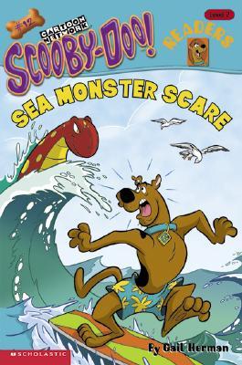 Scooby-Doo Reader #12: Sea Monster Scare - Herman, Gail, and del Sur, Duendes (Illustrator), and Duendes Del Sur (Illustrator)