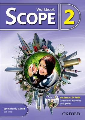 Scope: Level 2: Workbook with Student's CD-ROM (Pack) -