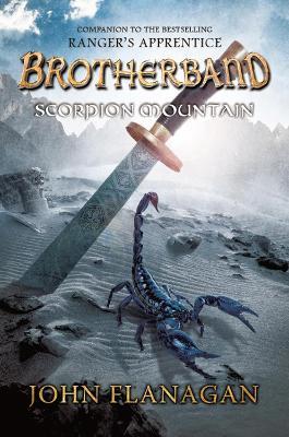 Scorpion Mountain (Brotherband Book 5) - Flanagan, John