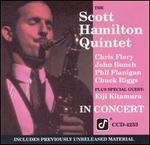 Scott Hamilton Quintet in Concert