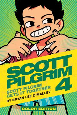 Scott Pilgrim Vol. 4: Scott Pilgrim Gets It Together - O'Malley, Bryan Lee