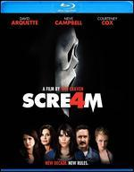 Scream 4 [Blu-ray]