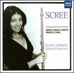 Scree: Contemporary Works for Flute and Piano