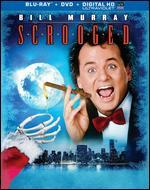 Scrooged [25th Anniversary] [2 Discs] [Includes Digital Copy] [UltraViolet] [Blu-ray/DVD]