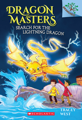 Search for the Lightning Dragon - West, Tracey