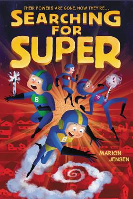 Searching for Super - Jensen, Marion